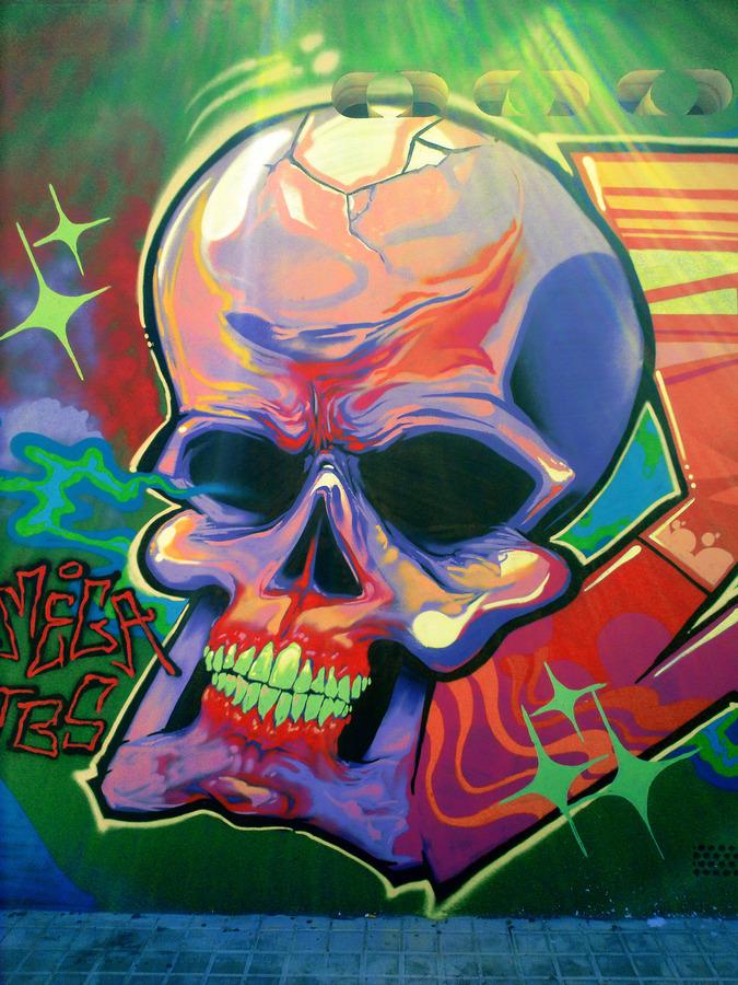omega-skull