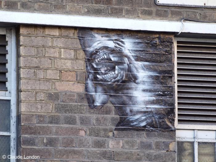 Dale Grimshaw East London 2011
