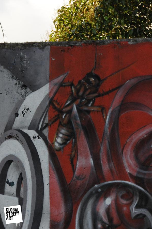 Odeith Damaia Streets 2011
