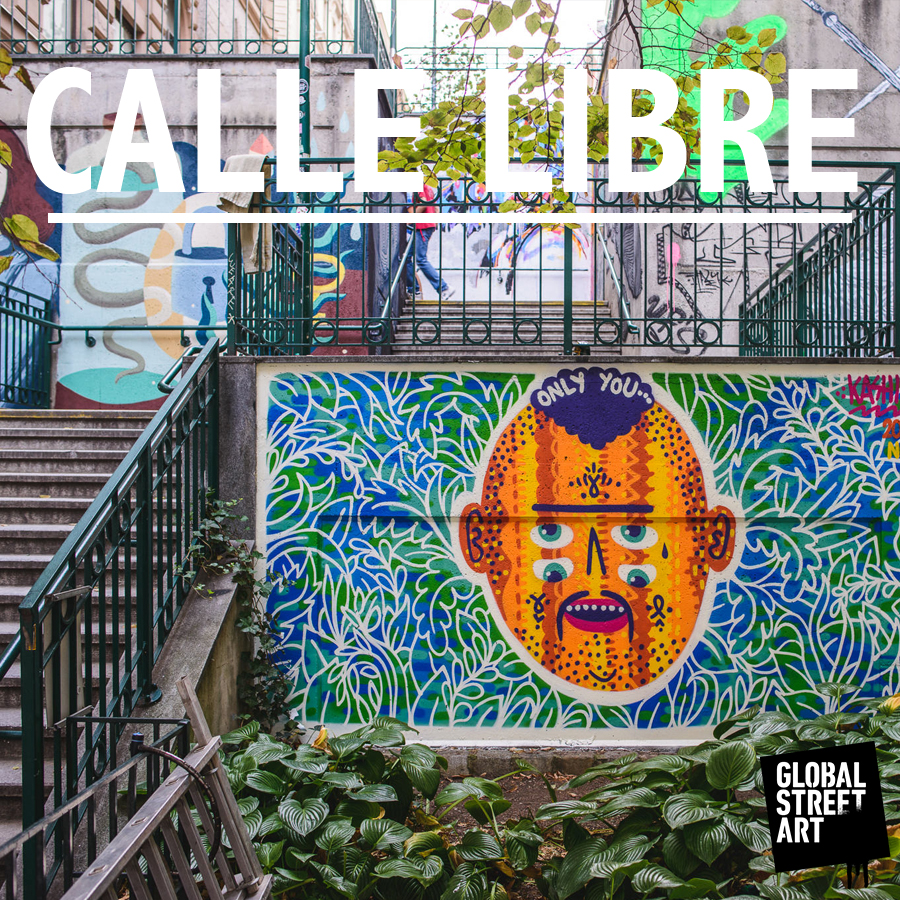 Calle Libre graphic