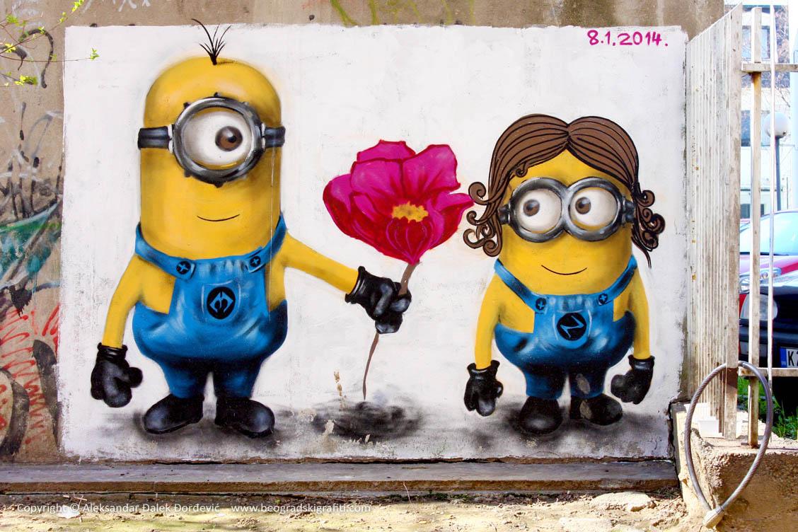 Unduh 61 Gambar Grafiti Minion Terbaik Gratis