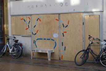 Wild Benches in Groningen