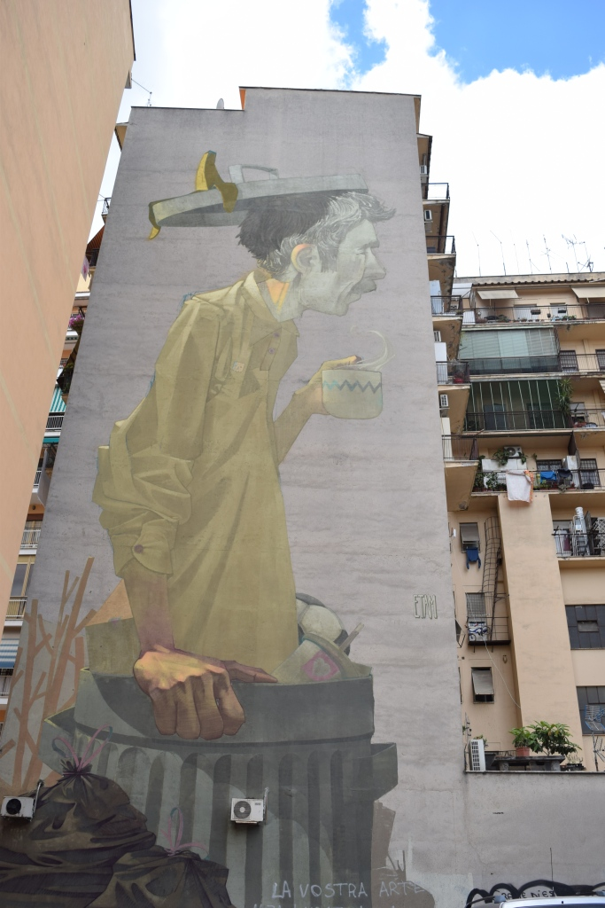 street art rome etam cru