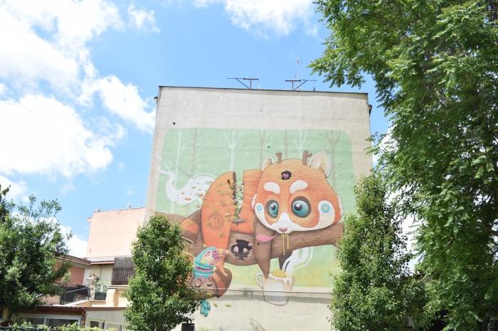 street art rome dulk