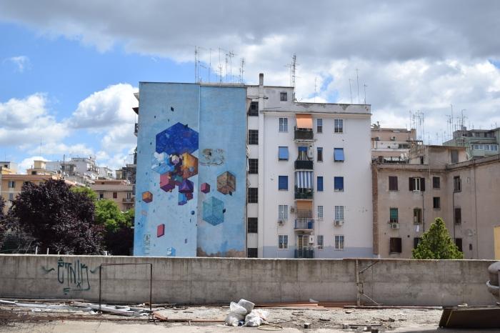 street art rome etnik
