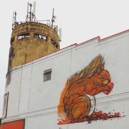 street art upfest 2017 dzia