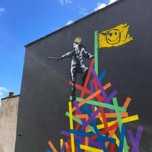 street art upfest 2017 eelusart