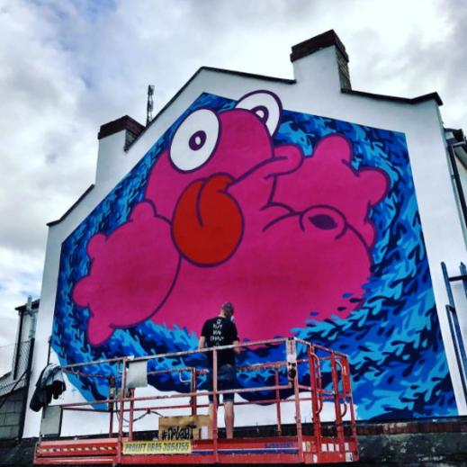 street art upfest 2017 nolart