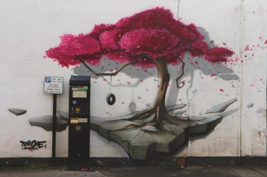 street art upfest 2017 pakone