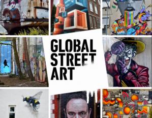 June at Global Street Art