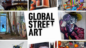 June at Global Street Art