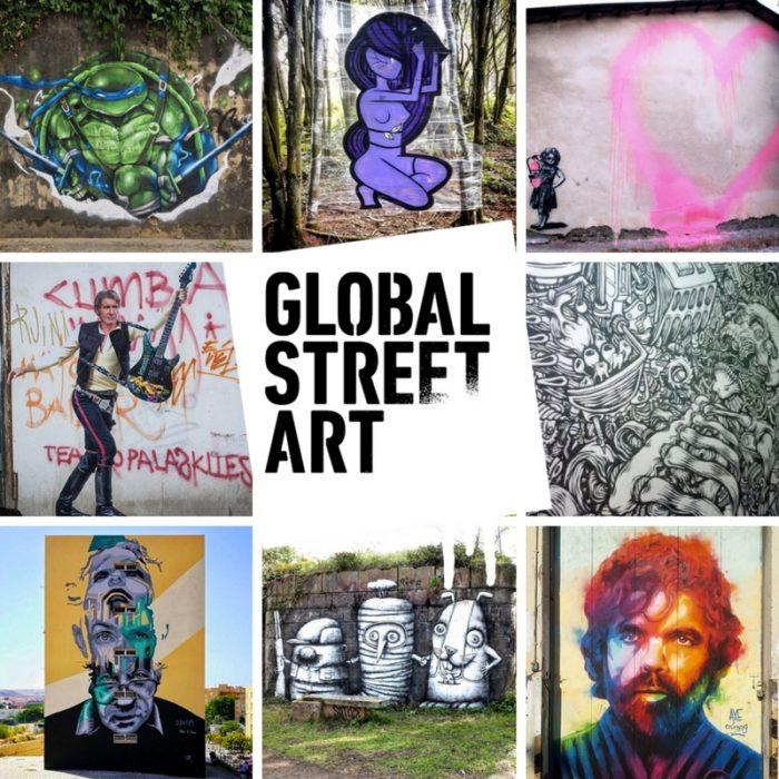 global street art july 2017 instagram pics