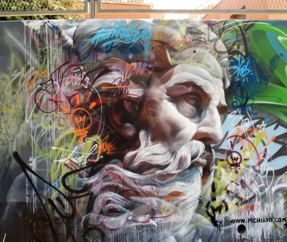 pichavo street art