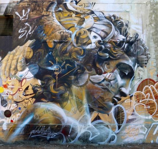 PichiAvo, street art Pixavi