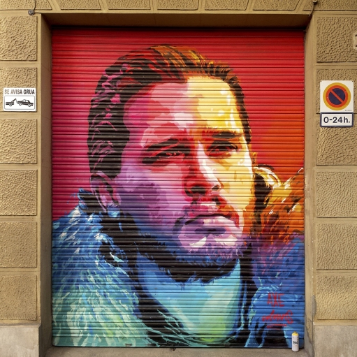 street art axe colours jon snow