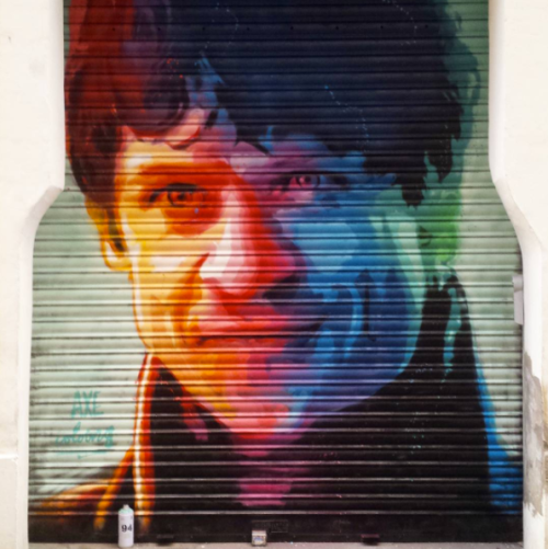 street art axe colours ramsay