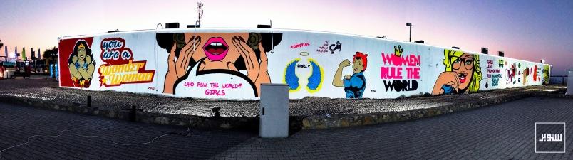 street art womens rights egypt 1