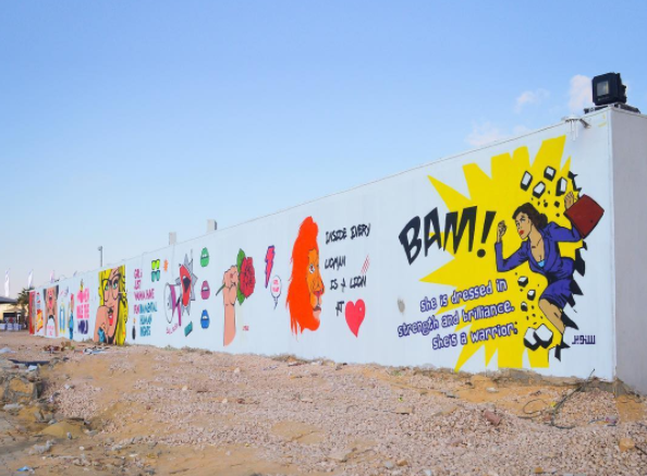 street art womens rights egypt 6