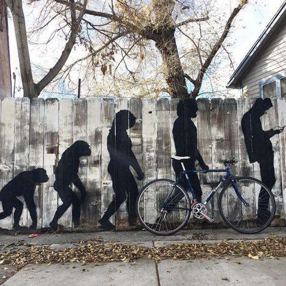 street art thrashbird clone 2