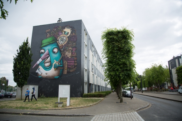ador street art