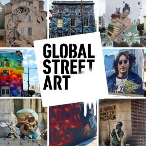 global street art oct 2017