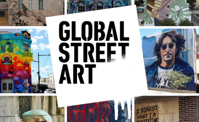 global street art oct 2017