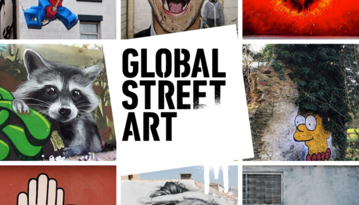 global street art nov 2017