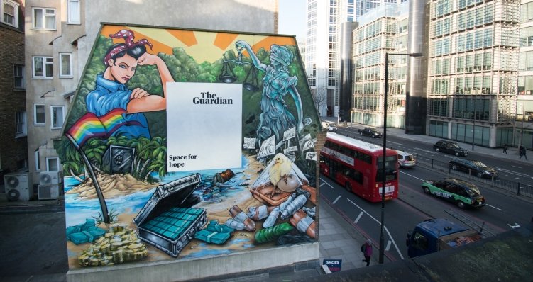 global street art the guardian