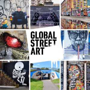 global street art January