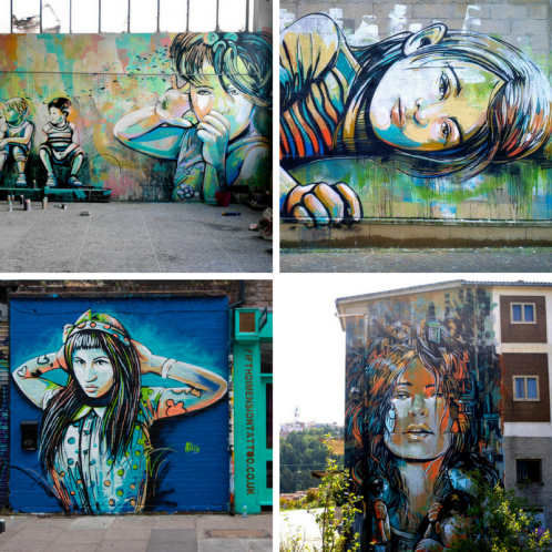 female street artists international womens day alice pasquini