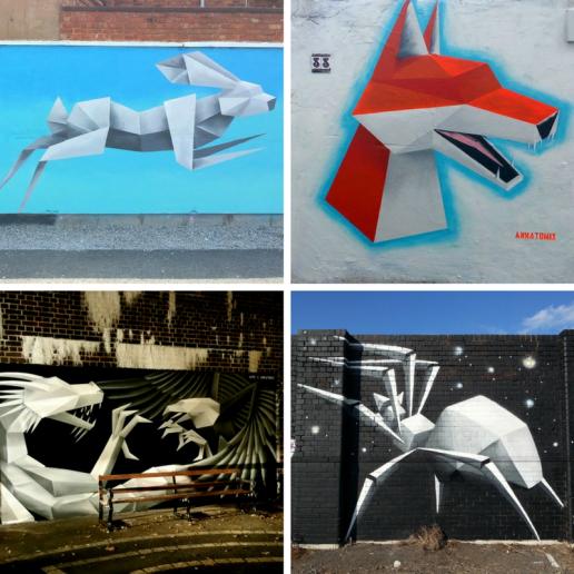 female street artists international womens day annatomix