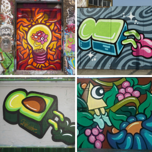 female street artists international womens day artista