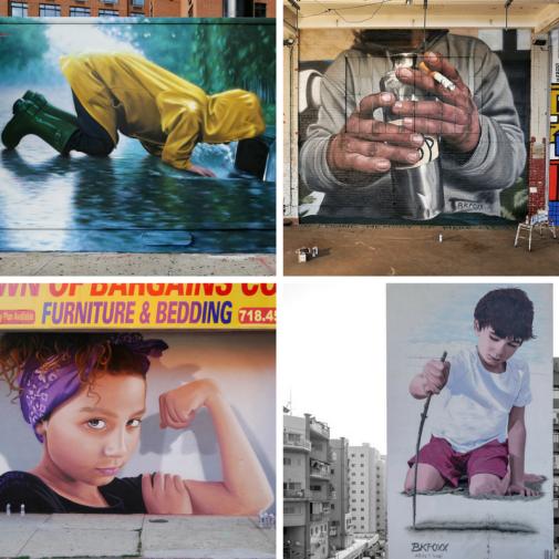 female street artists international womens day bk foxx