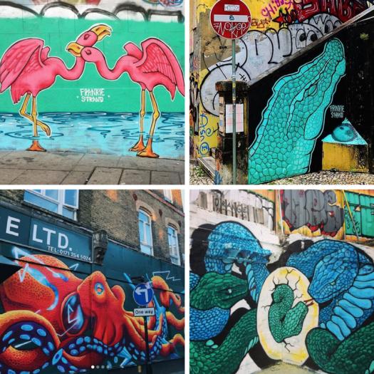 female street artists international womens day frankie strand