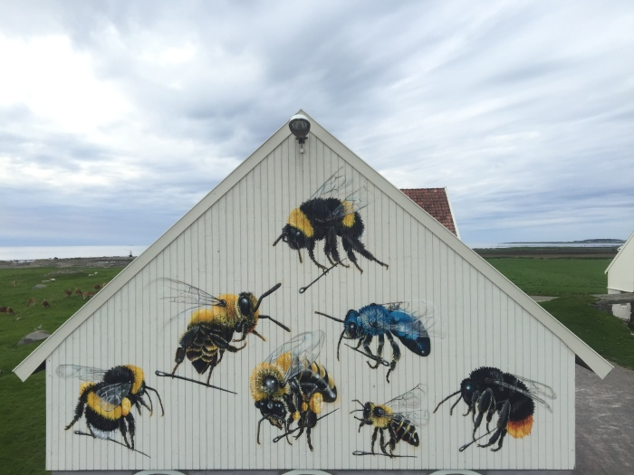 Louis Masai, Bee Swarm (Stavanger, Norway)