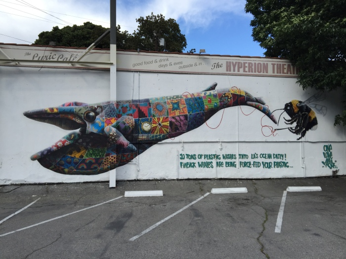Louis Masai, Fin back whale (Los Angeles, USA)